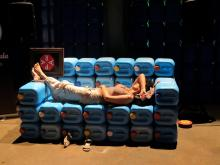 Foto de Pura Márquez: siesta enfocada